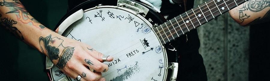 beginner banjo chords