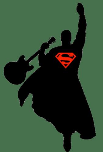 F Chord lighter strings