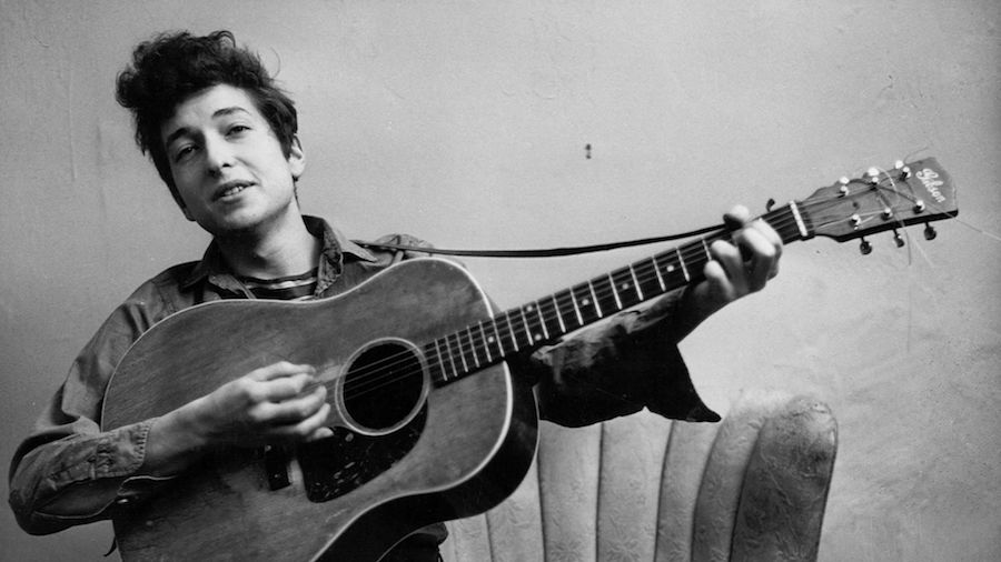 1-Chord Songs by Bob Dylan