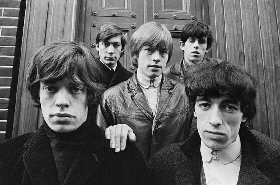 1-Chord Songs by The Rolling Stones
