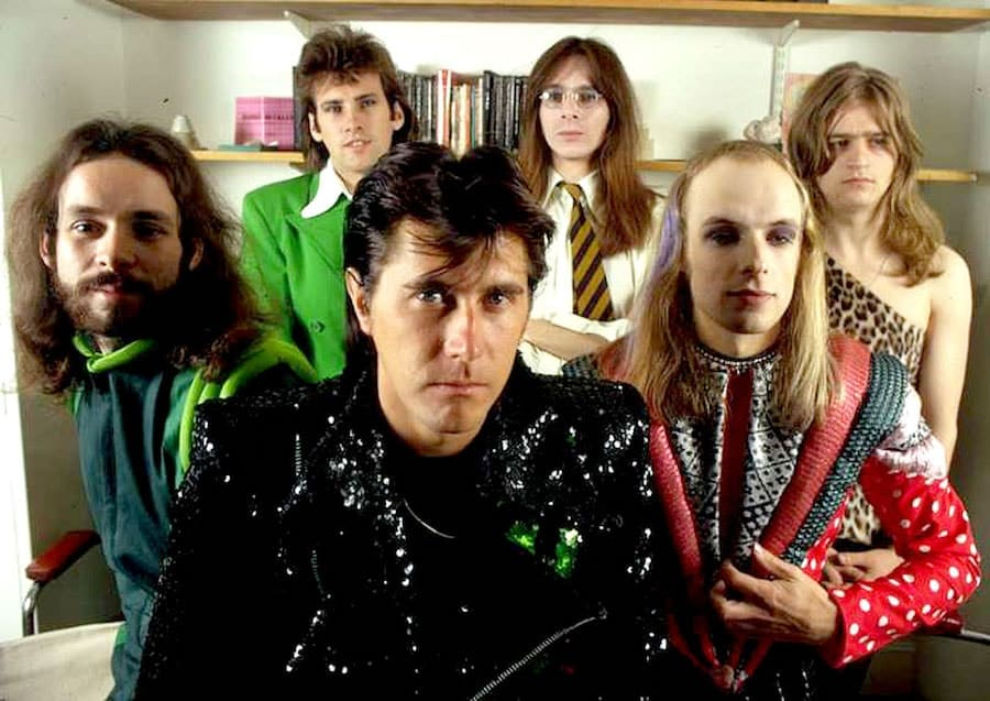 One Chord Tunes by Roxy Music