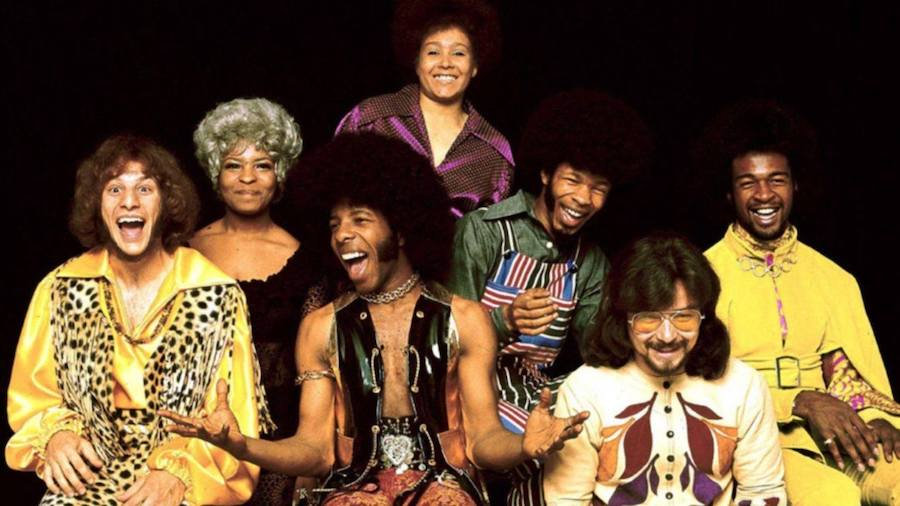 One Chord Tunes by Sly & the Family Stone