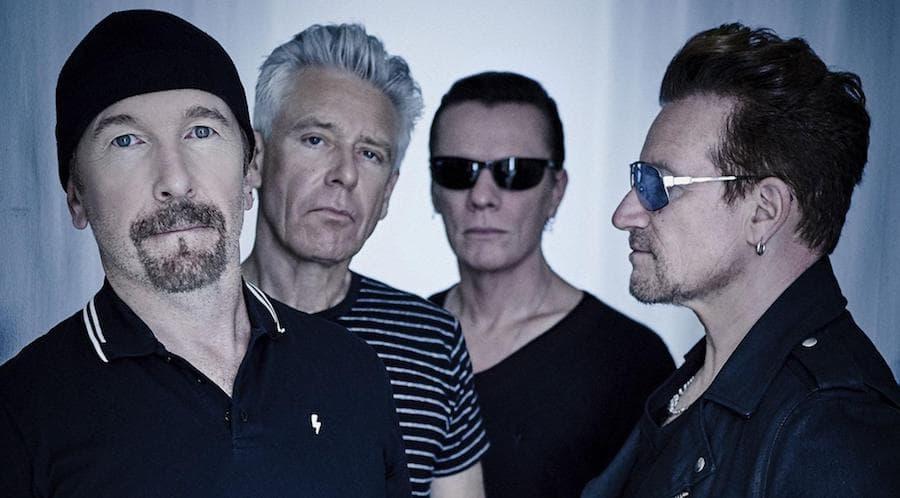 One Chord Tunes by U2