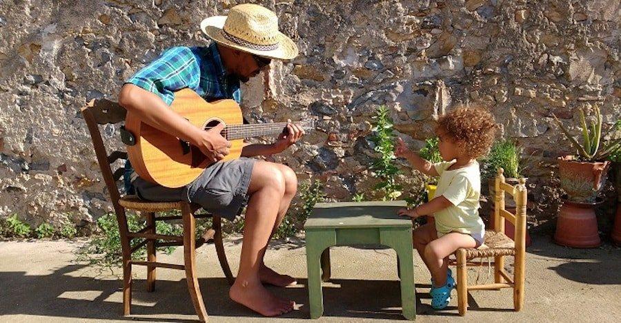 Austins Guitar Lesson 1