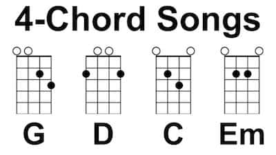 4 Chord Mandolin Songs