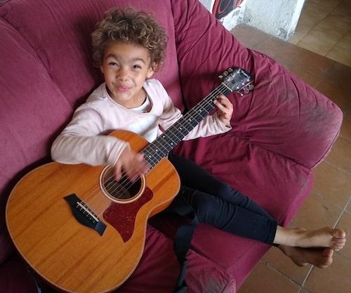Louise Guitar